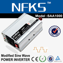 Competitive price with high quality power inverter 12v 220v 1000W