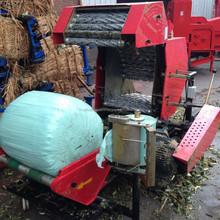 Factory price corn silage baler machine