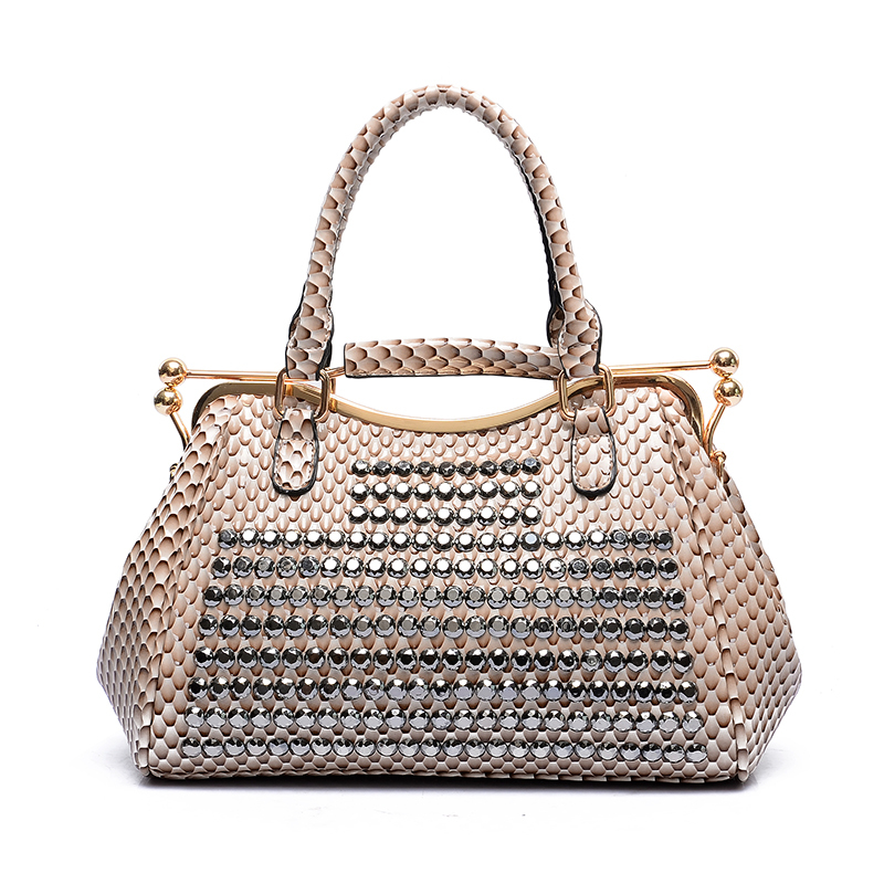 Handbags & Accessories. Handbags and accessories are the perfect complement to a woman who exudes self-confidence and chicness. Bolstering professionalism while still radiating magnetism, fashion accessories can add that extra panache to an ensemble.