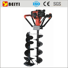 hand post hole earth auger/hand soil digger
