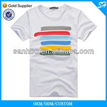 Wholesale Big Size Men's Round Neck T-Shirts In All Colors