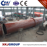 High quality stainless steel coal biomass drum rotary dryer