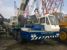 High performance used mobile cranes tg500e for sale