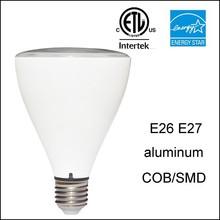 15W Dimmable PAR30 LED Ceiling Lighting Fixture