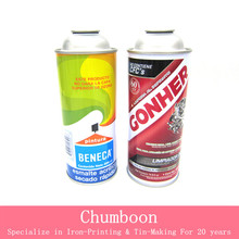 can for paint the aerosol products packaging