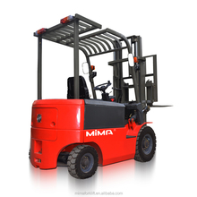 TK model 4 wheel forklift could work at -25 degree warehouse