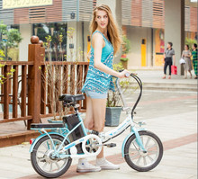 high speed green vehicle passed CE strong power electric bike