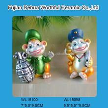Monkey series popular christmas decoration