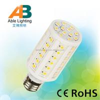high bright 1000 lumens warm white e27 e26 9w 230v epistar led corn light