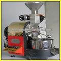 1KG automática de acero inoxidable tostadora de café comercial