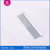 2015 New As Seen On Tv Fine Pet Product Dog products Metal metal Cat Comb PR80019