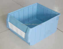plastic box with division boards plastic parts bins plastic tool bins