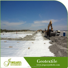 Chemical resistant landscaping filtering geotextile fabric polypropylene