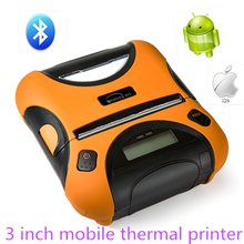3 inch android portable wifi mobile thermal printer WOOSIM WSP-I350 for ipad