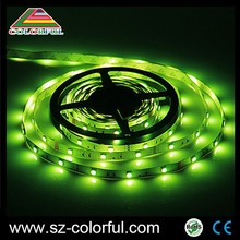5050 60leds/m multicolor led light strip , cheap flexible led strip light