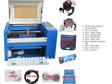 ingeniero disponibles en el extranjero de madera y acrílico máquina de grabado láser