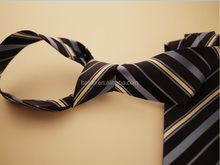 Simple style with bright and refreshing way silk ties