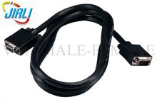 VGA 15pin male to VGA 15pin female cable for computer