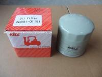 Forklift Oil Filter for TCM Forklift Parts