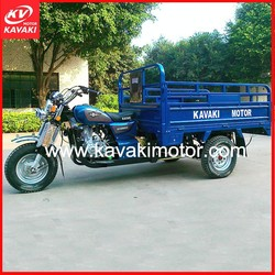 Heavy Load China Three Wheel Motorcycle/Cargo Scooter/3 Wheel Tricycle