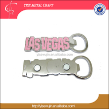 factory supply souvenir America Las vegas metal keychain