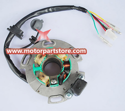8-Coil Magneto Stator fit for LIFAN 150CC engine Motorcycle MG009