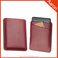 Guangzhou phone case factory new leather pouch for ipad