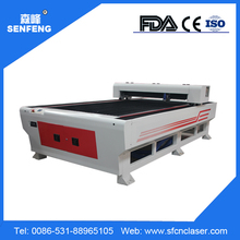China Co2 1300*2500mm Laser Cutting Thin Sheet Metal