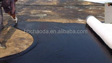 Construction non-curing rubber asphalt waterproof roofing material made in china