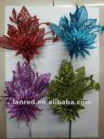 Artificial Christmas Flower for Decoration