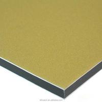 4mm aluminium composite panel building material