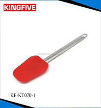 cooking tools silicone spatula kitchen cooking set
