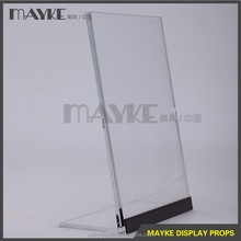 Factory-price top quality Advertising A4 Acrylic display photo frame