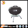 14' Kettle three legs BBQ Grill, Balcony Charcoal Barbeque, BBQ Grill