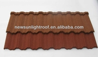 durable and light stone coated roof tile building material/philippines best products for import