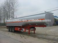 HTC 38CBM fuel tanker 2012 semi trailer