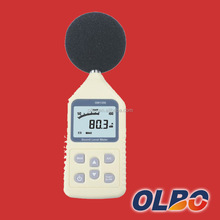 High accuarcy digital sound level meter , hot selling noise level meter OM1358