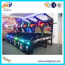 Design Street basketball machine/exported street hoop basketball game machine