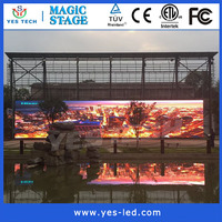 waterproof full color outdoor p5 led advertising screen xxx china video display