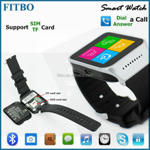 Hot new Anti-lost Single SIM TF internet watch phone for huawei Honor 7I