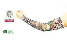 2015 individuell bedruckte fashiona elastische arm Ärmel
