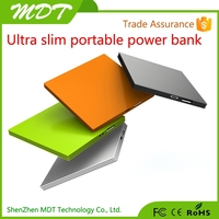 Dual usb output 1A/2A power bank best sale portable charger 12000MAH power bank for digital camera