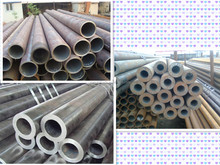 Non alloy Erw steel pipe with excellent packing for structure