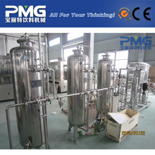 PMG new technology water treatment plant / RO system price