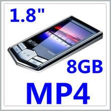 8gb Slim 1.8 LCD 8GB FM Radio Video Mp3 Mp4 player