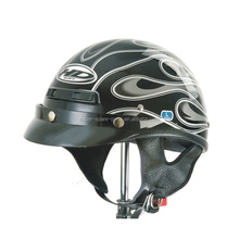 High quality cheap white motorcycle helmet