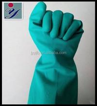 Green Nitrile Household Gloves(YJ-M04)