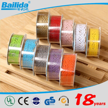 Hot new products for 2015 usa luxuriant in design party Decorative Lace Tapes
