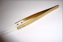 2014 cigfly RDA ceramic tweezers fashion tweezers smart and easy tool Ceramic Tip Heat Resistant Tweezers
