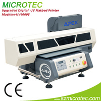 Best Price Digital Plastic Bag Printer, Flatbed UV Printer For Sale, Multi Function Printer
